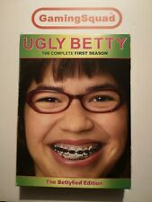 Ugly Betty Season 1 NTSC DVD, Supplied by Gaming Squad