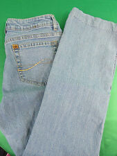 Aura Women's Wrangler Jeans Size 6P Short Rise Straight Leg Inseam Altered