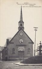 Église Notre Dame des Victoires QUEBEC QC Canada 1907-15 ND Phot 293 Postcard