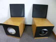 SUB WOOFER CABINETS by EXOLABS Speaker Kits, Project Cabinets fits NHT 1259