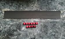 Corsair K70 Keyboard Wrist Rest and Gaming Key caps Original Parts