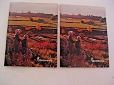 2 NOS VINTAGE BROWNING CATALOGS ~ GUNS FISHING ARCHERY GOLF DOGS BOOTS KNIVES ++