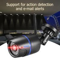 Wasserdichte Wifi IP Kamera Wireless Wired ONVIF CCTV Outdoor Überwachungskamera
