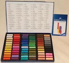 Faber Castell 72 Pc *Artist* Soft Pastel Sticks Set - New 128272