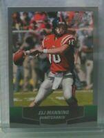 Eli Manning 2004 Topps Draft Picks & Prospects Rookie # 150 Rare hot Super Bowl