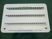Dometic 3109350011 Exterior Refrigerator Side Vent Polar White (PWY)