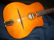 TWO DAY SALE FROM FRANCE, CAFÉ AMÉRICAIN GYPSY JAZZ GUITAR BEAUTIFUL MANON MODEL