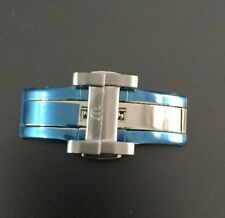 Genuine Maurice Lacroix Folding Clasp & End Links Miros ML1066 454-000058 18mm