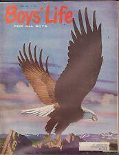 Boy's Life July 1961 Bald Eagle w/ML 011717DBE
