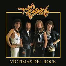 TIGRES-VICTIMAS DEL ROCK NEW CD 15-12-2016 spanish heavy metal-ZENOBIA-MANZANO