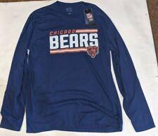 Chicago Bears Fanatics Men's Long Sleeve T-Shirt NWT LARGE