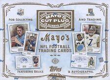 2009 Topps Mayo Football Hobby Box