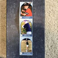Mike Trout Sports Illustrated Kids Card Zack Greinke And RA Dickey Attached!