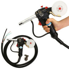 Mig Welder Spool Gun Push Pull Feeder Aluminum Welding Torch w/ 3m Cable  h
