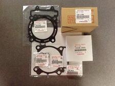Kawasaki OEM Top End Kit for 2015 KX450F KX450 450F gaskets piston rings pin