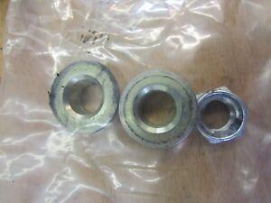 He. Sym HD2 125 Wheel Nut Rear + Sleeve Radhülse