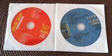 2 CDG R&B KARAOKE LOT BEYONCE & LEONA LEWIS GREATEST HITS QUIK HITZ CD+G