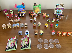Lot of 44 Disney Doorables Singles Sets Ultra Rares to Common