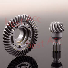 1/5 Rear Hard Steel Differential Ring/Pinion Gear Set Traxxas X-Maxx RC #7778X