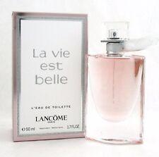 La Vie Est Belle by Lancome 1.7 oz. L'EDT Spray for Women. New. NO cellophane.