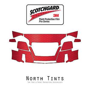 GMC Terrain 2010-2015 PreCut 3M PRO Series Paint Protection Film Clear Bra Kit