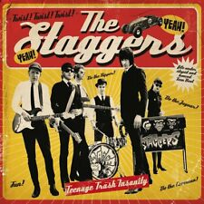 THE STAGGERS - TEENAGE TRASH INSANITY   CD NEU