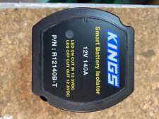 KINGS Smart Battery Isolator 12v 140a