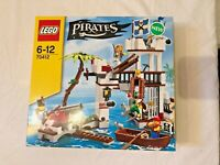 LEGO SOLDIERS FORT 70412 GOVERNORS LADY/DAUGHTER PIRATES RETIRED RARE NEW SEALED