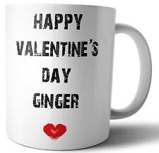 Gingembre Tasse Drôle Cadeau Pour Saint Valentin Jour Petit Copain Copine Mari