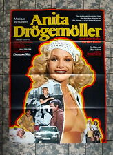 ANITA DRÖGEMÖLLER... * Monique van de Ven - A1-FILMPOSTER - German 1-Sheet´76