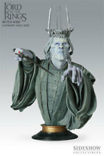 Lord of the rings Weta Sideshow Witch-king Of Angmar legendary Bust statue rare