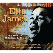 James Etta - I just want to Make Love To Yo NUEVO CD