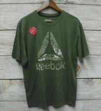 Reebok Performance Shirt Mens Large Regular Fit Cypress Recon Camo Shirt New