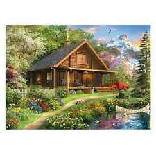 Village House Full Drill DIY 5D Diamond Painting Embroidery Cross Stitch Art Kit
