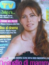 TV Sorrisi e Canzoni n°6 2005 Speciale I Nomadi cantano Guccini 1973  [D16]