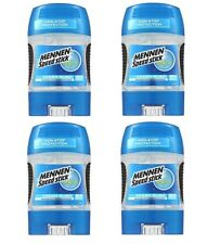 4x Mennen Speed Stick Fresh Rush Anti-perspirant Deodorant Gel Stick for Men