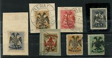 ALBANIA Older Stamps Collection HIGH VALUES !!!! MANY SIGNED !!!! -KSM