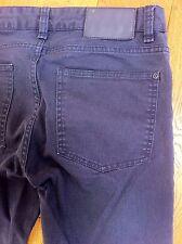 Mens Azul H & M Pantalones Jeans De Pierna Recta Talla 31 euros