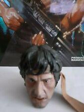 Hot Toys John J Rambo Headsculpt 1/6 scale/ First blood