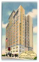 Postcard King Edward Hotel, NYC NY E50