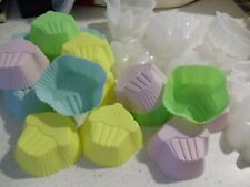 Molds for Candy,  Candles, Soap, Snacks  Lot of 25