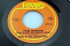 Mike & Censations: The Straw (that broke) / Shopping for Love   [NEW & Unplayed]