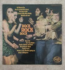 "33T ROCK 'N' ROLL PARTY Vinyle LP 12"" TUTTI-FRUTTI -R AROUND THE CLOCK -MFP 5019"