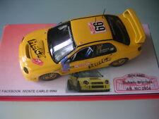 Decal 1 43 SUBARU N°66 Rally WRC monte carlo 2004 montecarlo