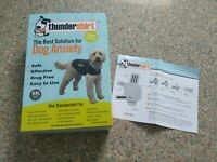 THUNDERSHIRT for Dogs RELIEVES STRESS & ANXIETY Grey XXL