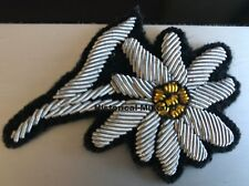 Cacciatori di Montagna elite Gebirgsjäger fieldcap Officer Edelweiss Ufficiale