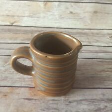 Vintage | HALL Ringware | Pottery | Creamer  # 2644