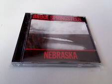 "BRUCE SPRINGSTEEN ""NEBRASKA"" CD 10 TRACKS COMO NUEVO"