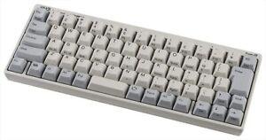 PFU HHKB Professional HYBRID Type-S Japanese Keyboard Layout White PD-KB820WS