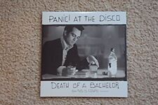 Panic! at the Disco - Death Of A Bachelor - VIP Exclusive RED Vinyl - New/Sealed